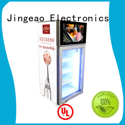 receptional commercial freezer viedo security for shopping mall