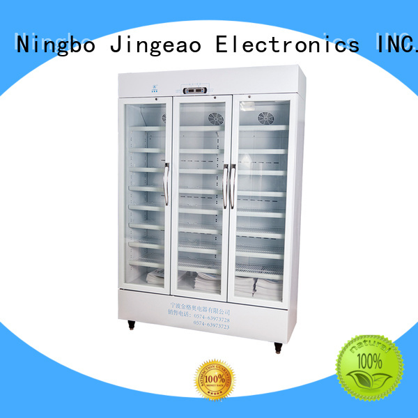 Jingeao liters refrigerator with lock circuit for hospital