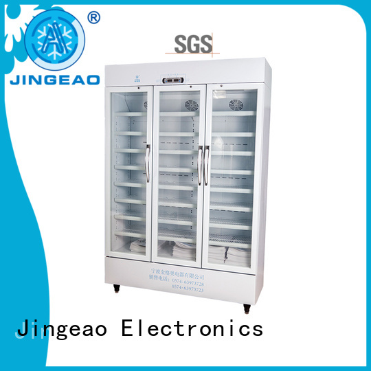 Jingeao high quality pharmaceutical refrigerator speed for pharmacy