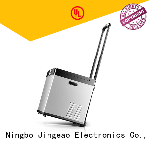 car fridge environmentally friendly for car Jingeao