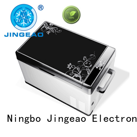 automatic portable fridge car sensing for vans