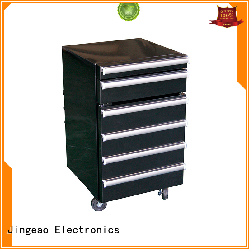 Jingeao easy to use toolbox cooler marketing for hotel
