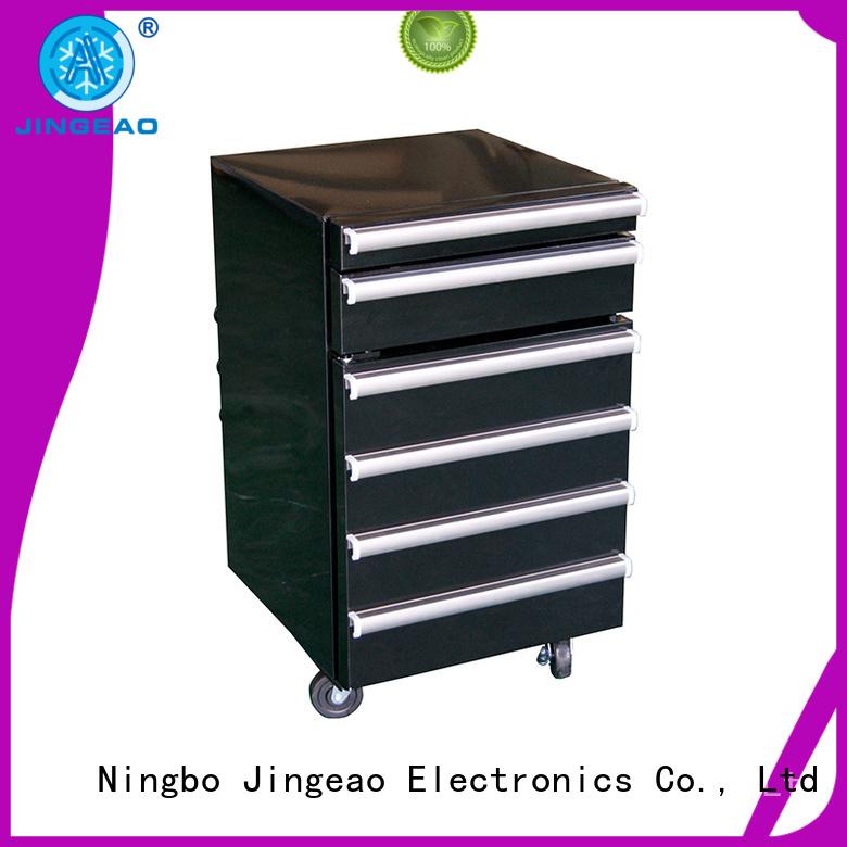 Jingeao drawerstoolbox tool box refrigerator manufacturer for supermarket