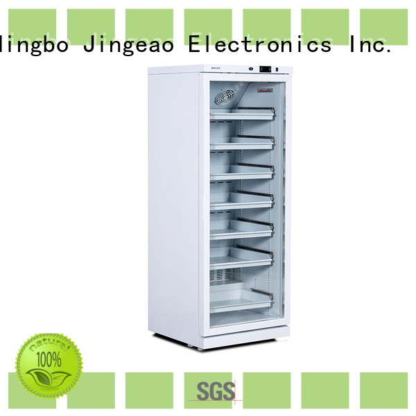 Jingeao high quality medication fridge with lock manufacturers for pharmacy