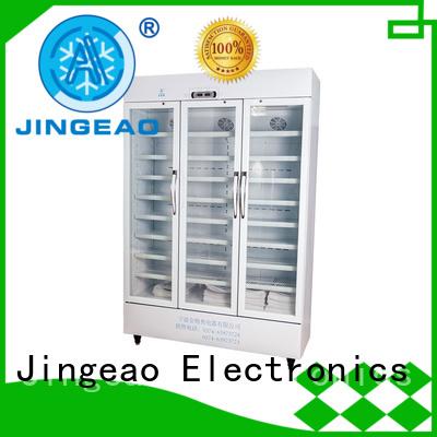 Jingeao high quality medical refrigerator experts for hospital