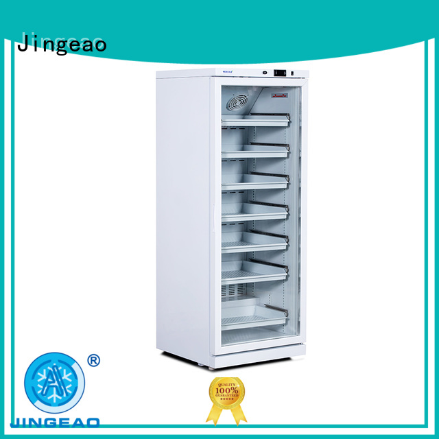 Jingeao high quality pharmacy fridge supplier for drugstore