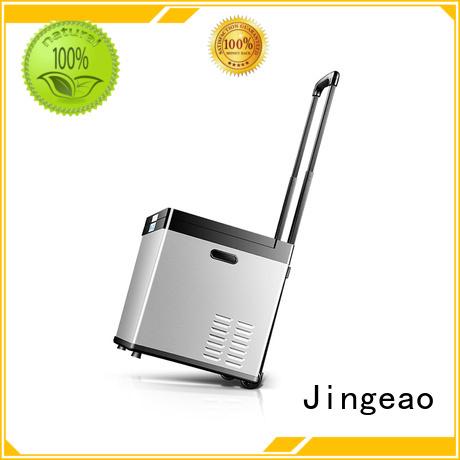 Jingeao fridge 12v fridge environmentally friendly for vans