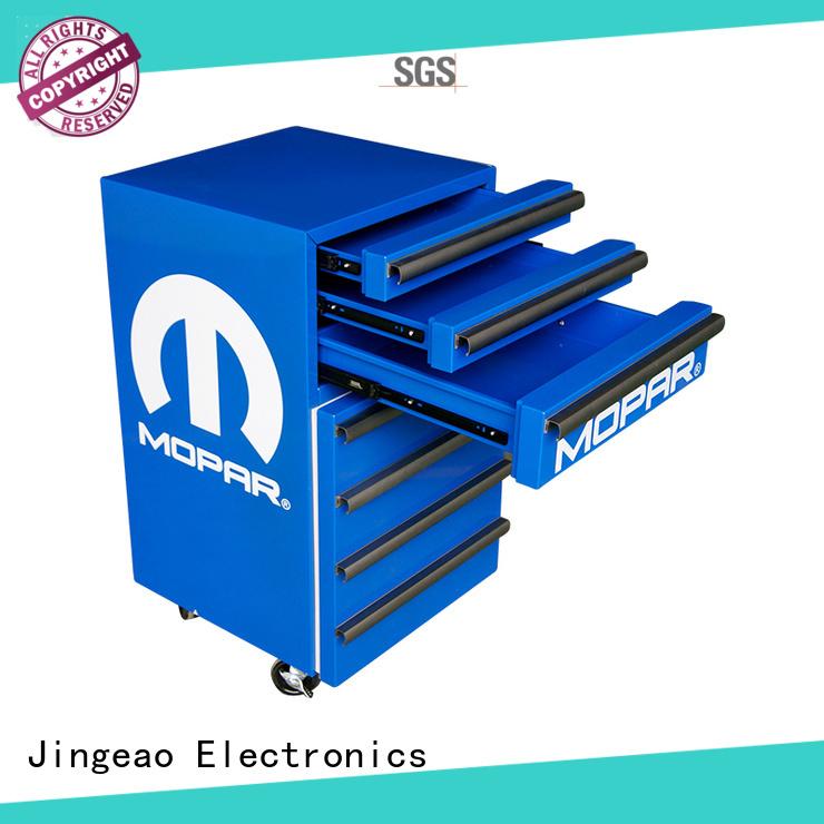 Jingeao drawerstoolbox toolbox fridge export for supermarket