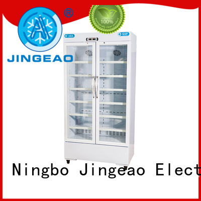 Jingeao efficient small medical freezer temperature for hospital