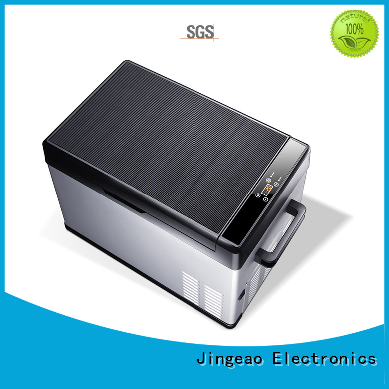 Jingeao fridge car fridge freezer type for vans