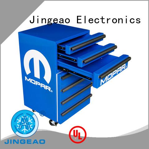 Jingeao power saving toolbox fridge shop now for bar