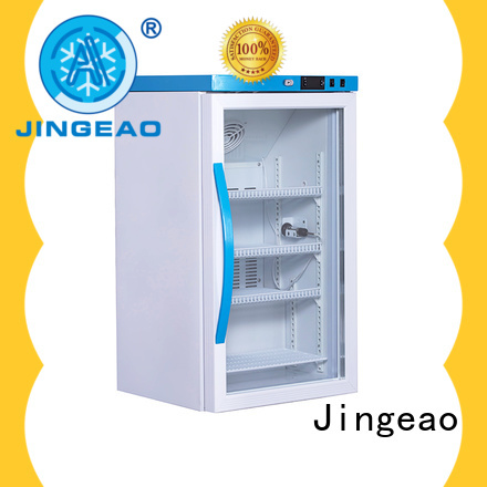 Jingeao high quality medical refrigerator temperature for pharmacy