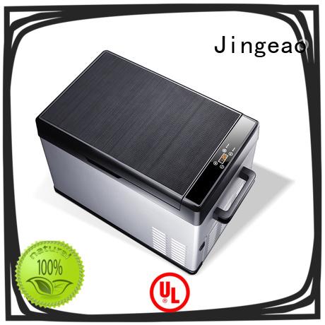 Jingeao coolest car fridge freezer environmentally friendly for vans