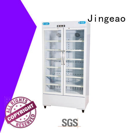 Jingeao accurate pharmaceutical refrigerator effectively for hospital