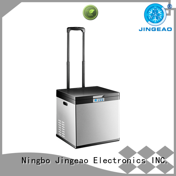 Jingeao small auto cooler application for vans