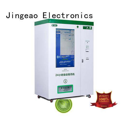 medication pharmacy vending machine dropshipping for drugstore Jingeao
