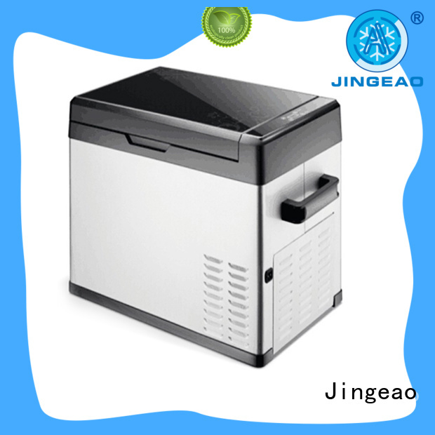 car travel fridge compressor for vans Jingeao