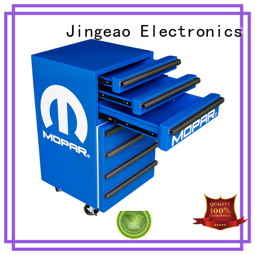 Jingeao blue toolbox freezer for company
