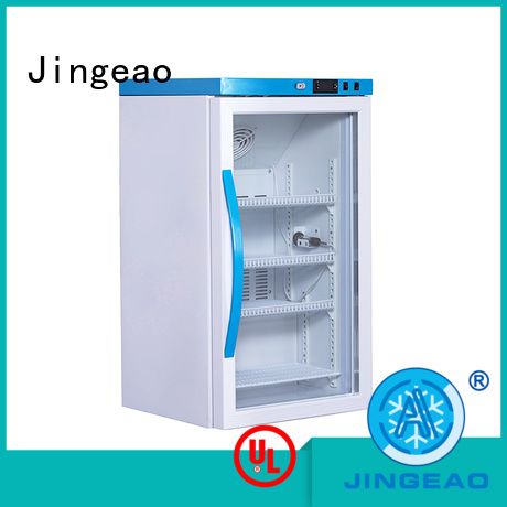 Jingeao accurate pharmaceutical refrigerator experts for pharmacy