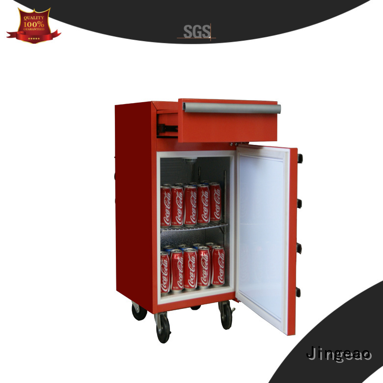 accurate tool box refrigerator drawers for supermarket