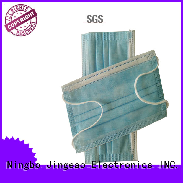 Jingeao good quality nurse mask company for medical industry