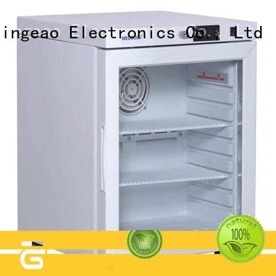 Jingeao medical pharmaceutical fridge owner for drugstore