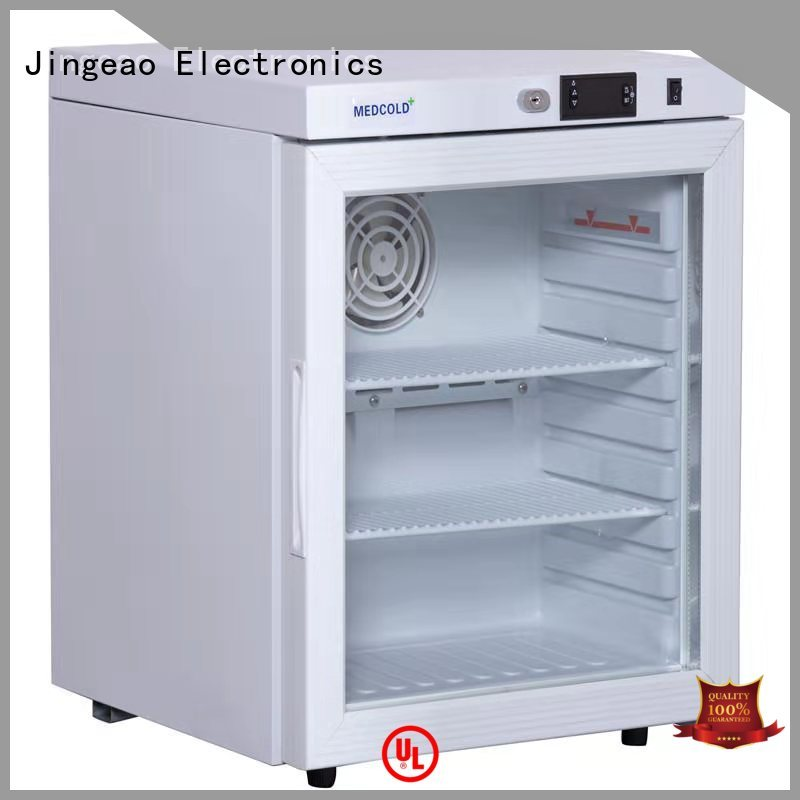 Jingeao liters refrigerator with lock China for pharmacy
