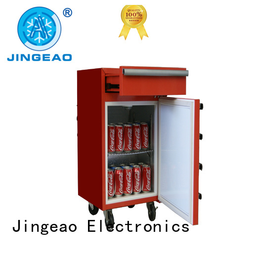Jingeao high quality tool box refrigerator marketing for restaurant