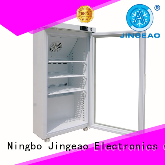 low-cost medication fridge with lock fridge circuit for hospital
