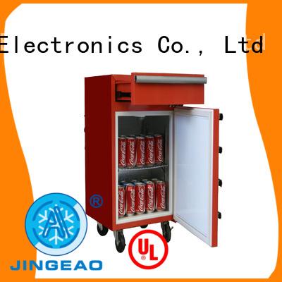 Jingeao fashion design toolbox freezer export for wine