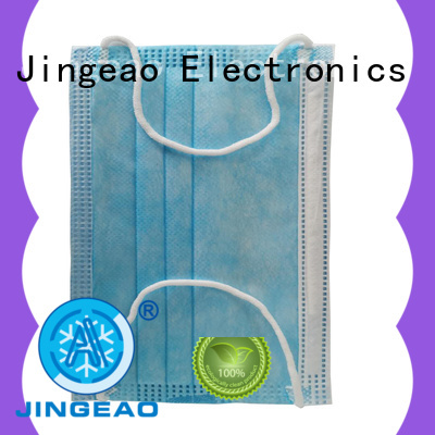 Jingeao medical masks supplier for virus prevention