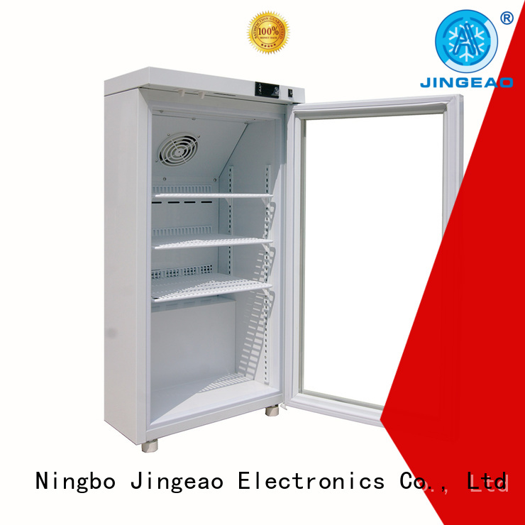 Jingeao blood bank refrigerator effectively for drugstore