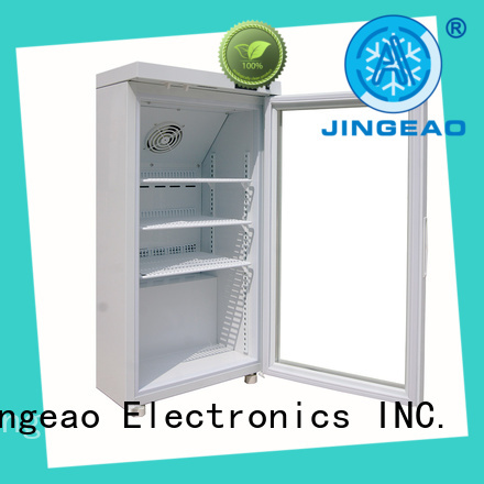 Jingeao medical small medical freezer supplier for drugstore