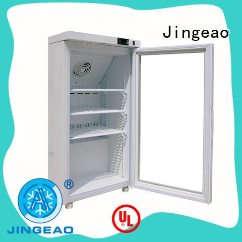 Jingeao fridge pharmaceutical fridge speed for drugstore