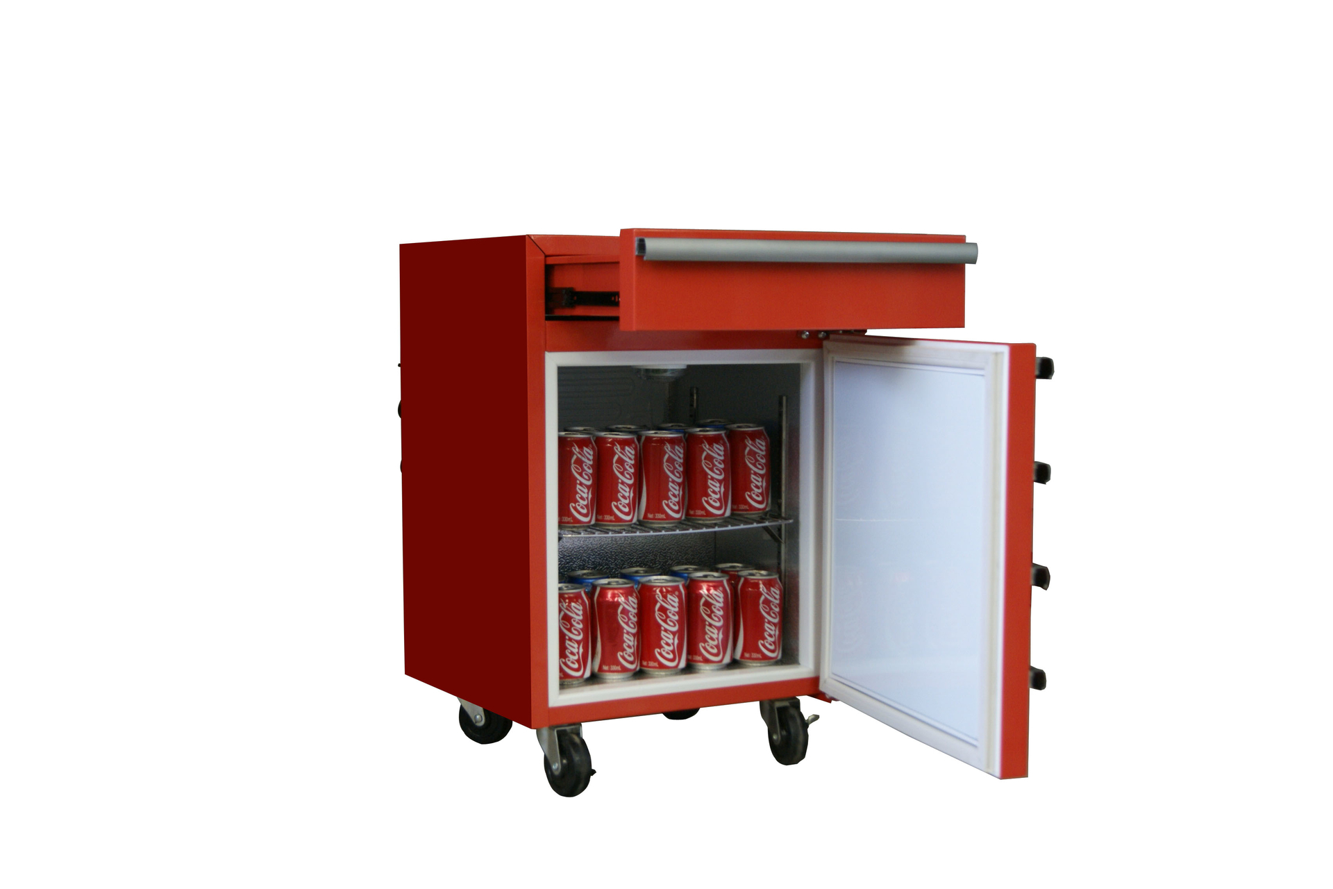 JGA-SC50C-1 DRAWERS TOOLBOX FRIDGE