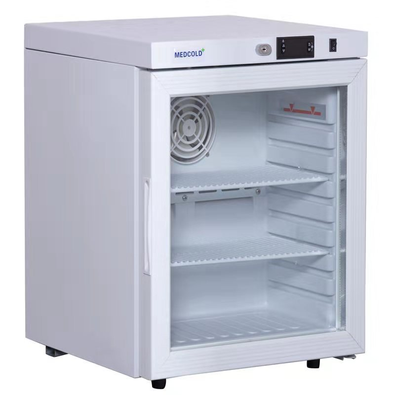Jingeao liters refrigerator with lock vendor for drugstore