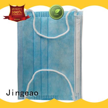 Jingeao nurse mask supplier for hospital