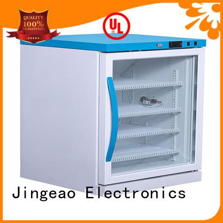 Jingeao fridge pharmacy fridge testing for drugstore