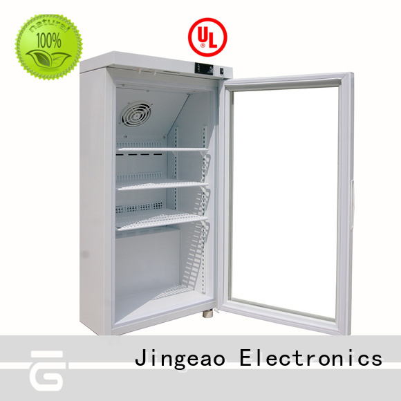 Jingeao power saving Mdeical Fridge China for drugstore