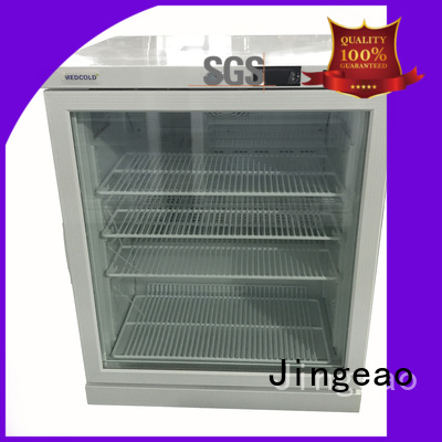 easy to use medical freezer for pharmacy Jingeao