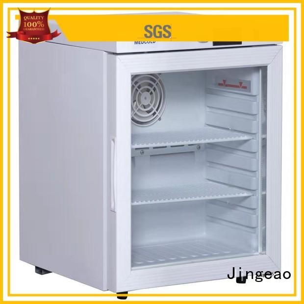 Jingeao liters medical refrigerator owner for drugstore