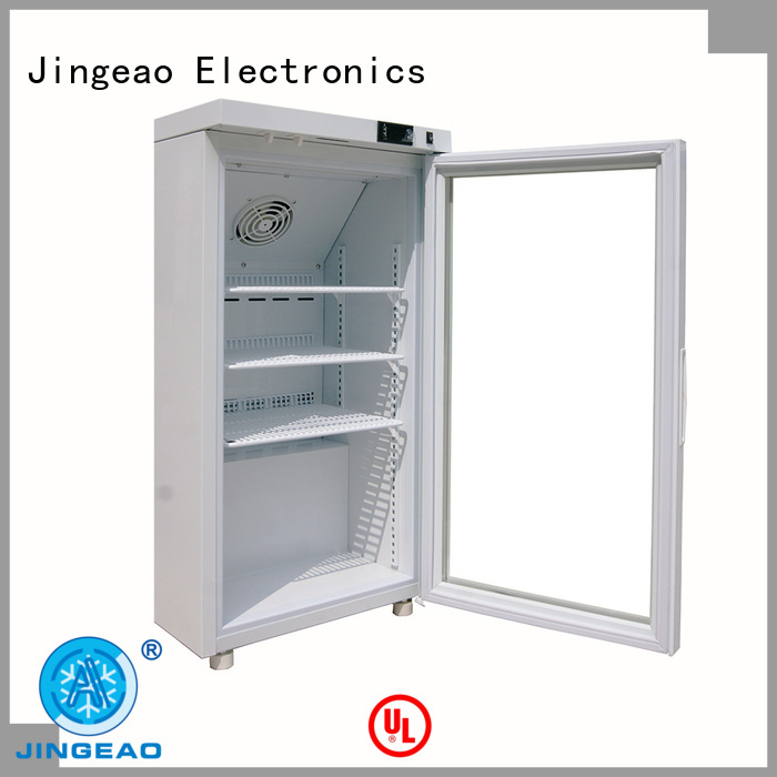 low-cost refrigerator with lock liters temperature for pharmacy