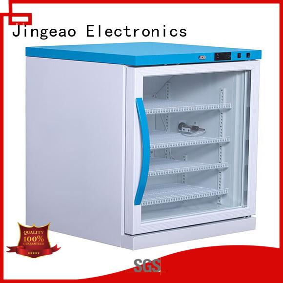 Jingeao easy to use pharmacy refrigerator for hospital