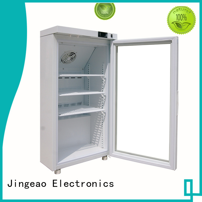 Jingeao multiple choice pharmacy freezer effectively for hospital