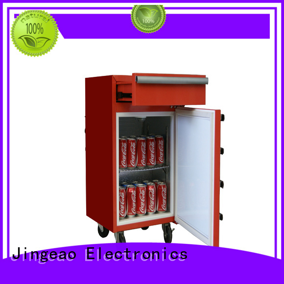 Jingeao automatic tool box refrigerator shop now for supermarket