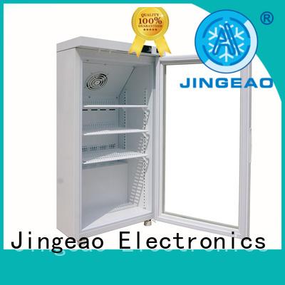 Jingeao power saving pharmacy refrigerator owner for pharmacy