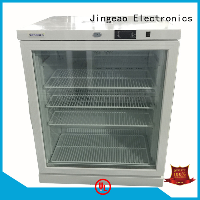 Jingeao easy to use blood bank refrigerator for drugstore