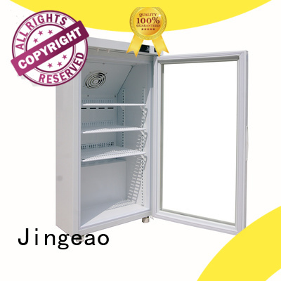 Jingeao efficient small medical freezer supplier for pharmacy