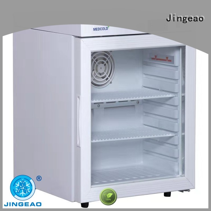 Jingeao liters lockable medical fridge equipment for hospital