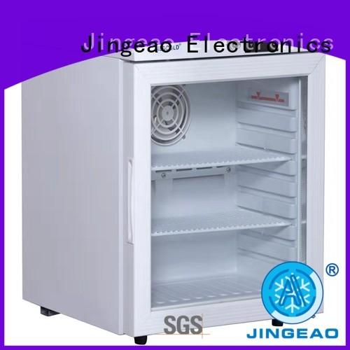 easy to use lockable medication fridge medical testing for drugstore